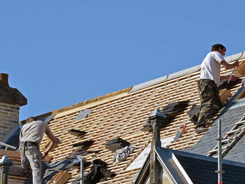 Effective Roofing Repairs - Info Mosaic - The Biggest Logistics Market
